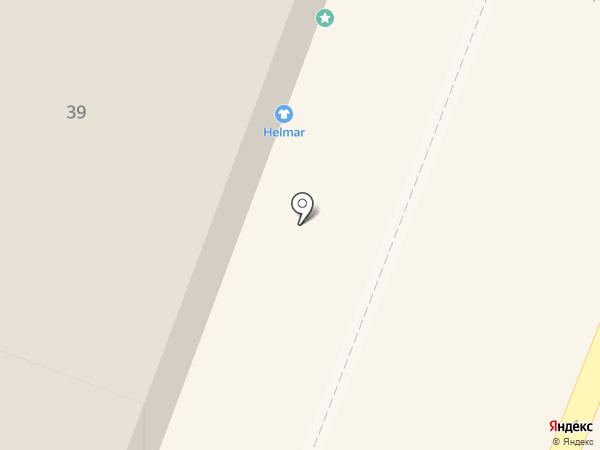 Банкомат, Хоум Кредит Банк на карте Саратова