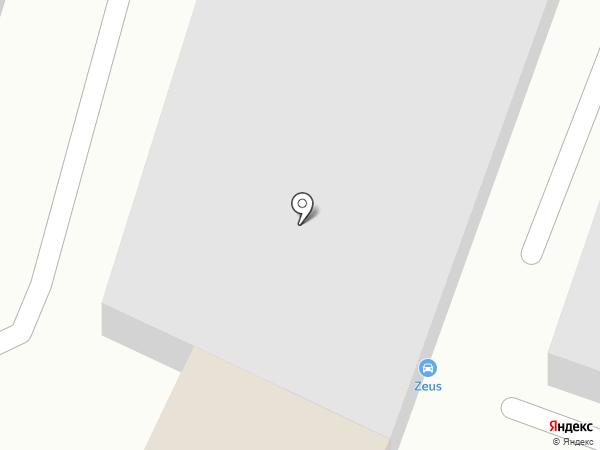 Шиномонтаж на карте Саратова