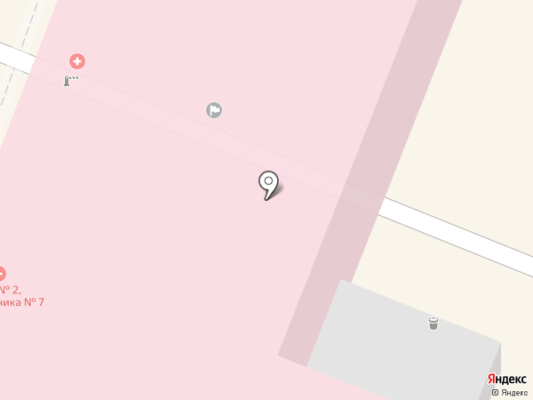 Партнер-2000 на карте Саратова