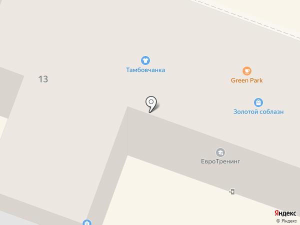 Шаверма 78 на карте Саратова