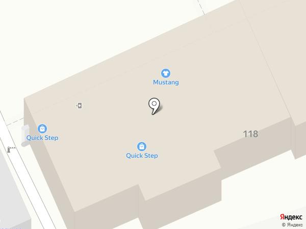 Ecco на карте Саратова