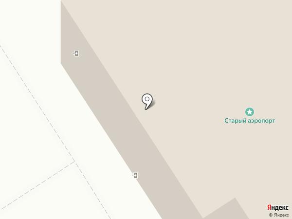 Авиасервис на карте Саратова
