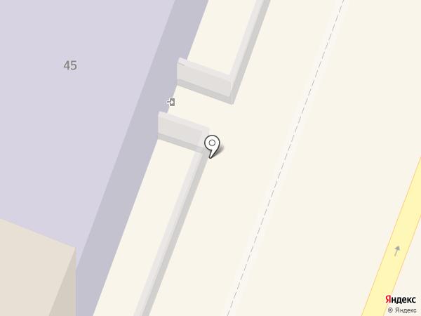 СГЮА на карте Саратова