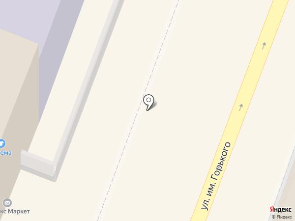 Саратовская государственная юридическая академия на карте Саратова