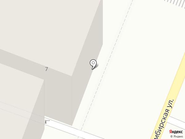 ГазСпецМонтаж на карте Саратова