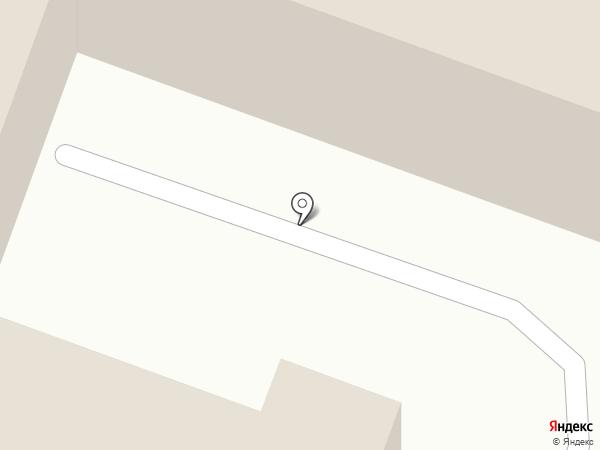 Арбуз на карте Саратова