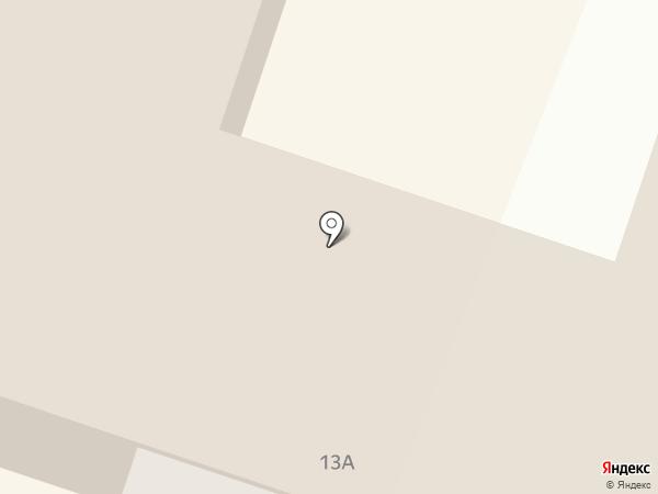 Детская музыкальная школа духовых и ударных инструментов на карте Саратова