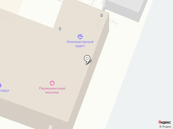 Технопроф-ИТ на карте Саратова