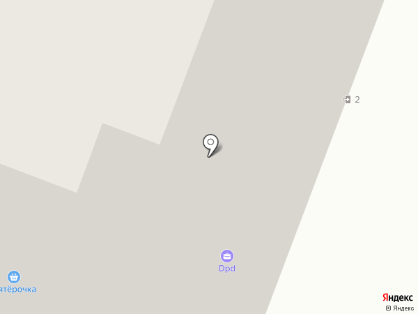 Комфортель на карте Саратова