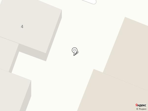 Теракор на карте Саратова