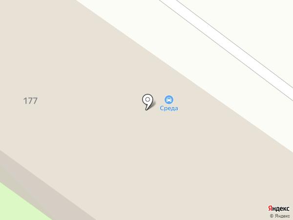 АвтоСтиль на карте Саратова
