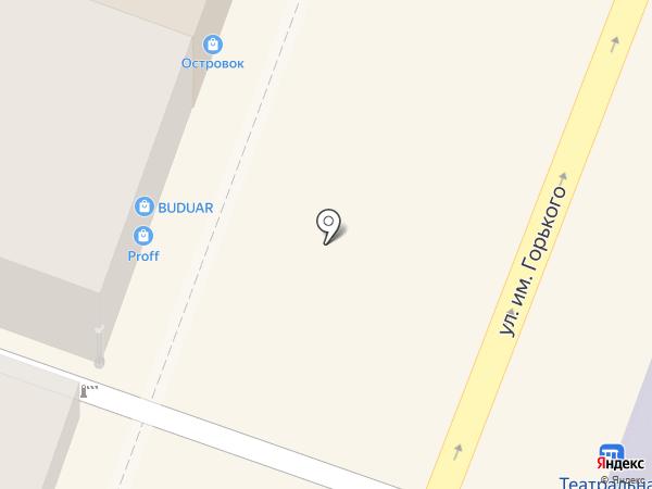 BUDUAR на карте Саратова
