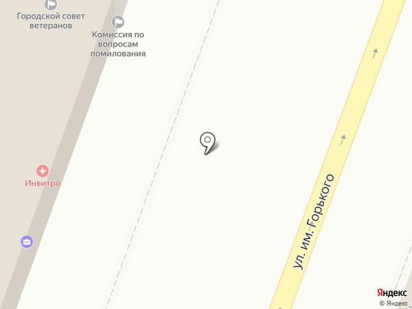 Поволжская газотранспортная компания на карте Саратова