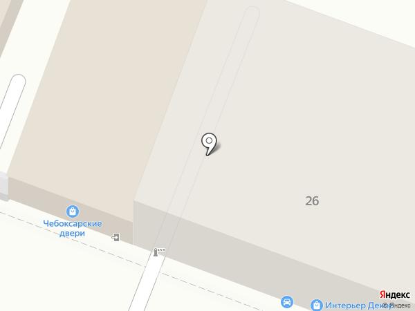 Двери опт на карте Саратова