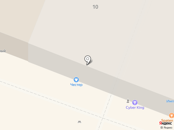 HOSTEL на карте Саратова