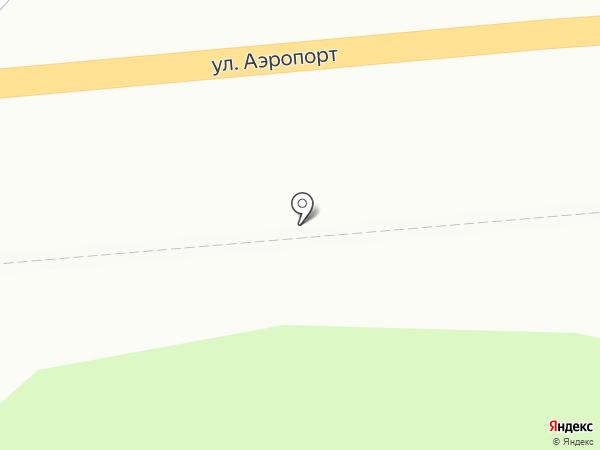 АЗС Саратовская на карте Саратова