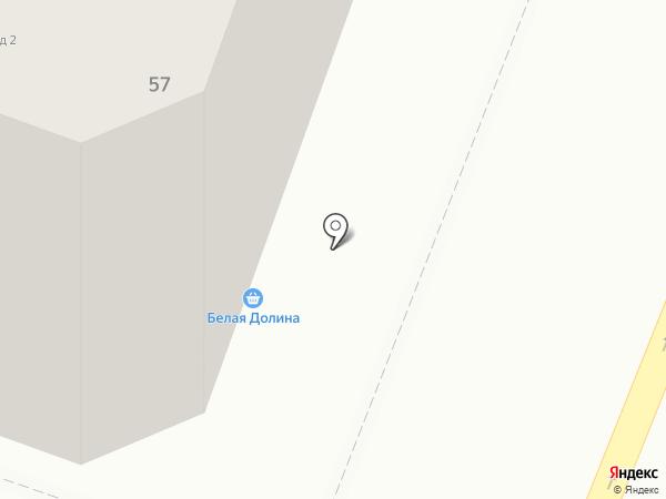 Банкомат, Московский Индустриальный Банк на карте Саратова