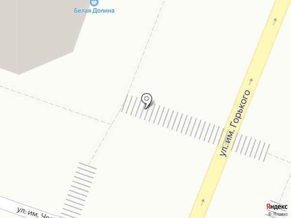 Мелодия сна на карте Саратова