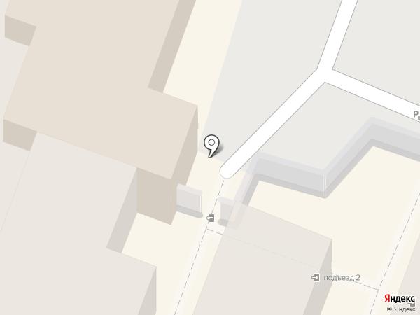 Жигули на карте Саратова