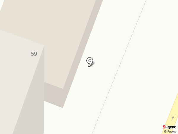 Одеон на карте Саратова