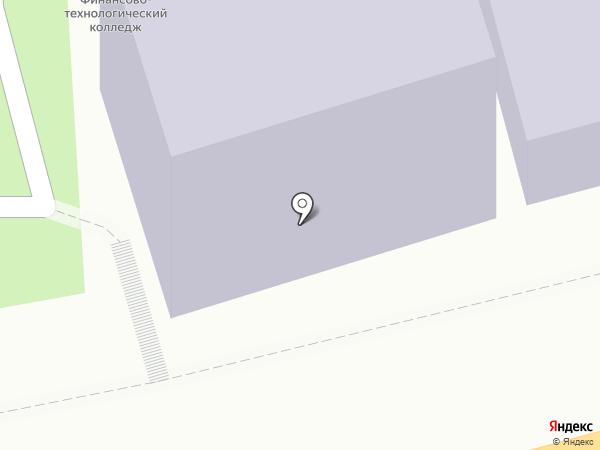 Саратовский финансово-технологический колледж на карте Саратова
