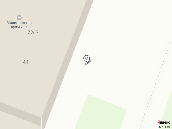 Министерство культуры на карте Саратова