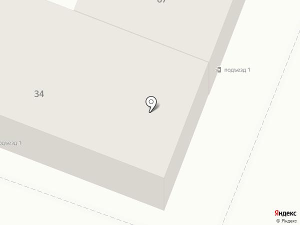 С легким паром на карте Саратова