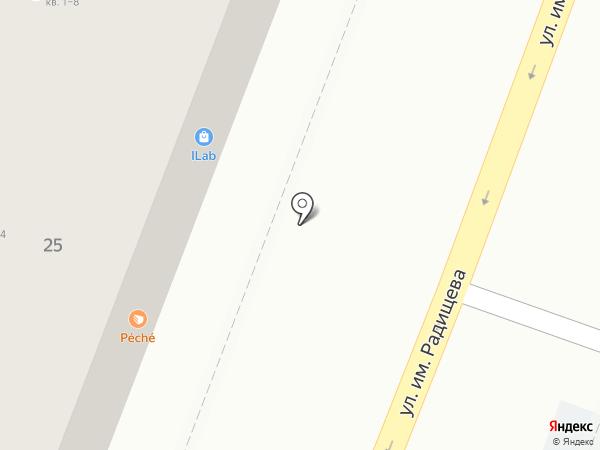 ILab на карте Саратова