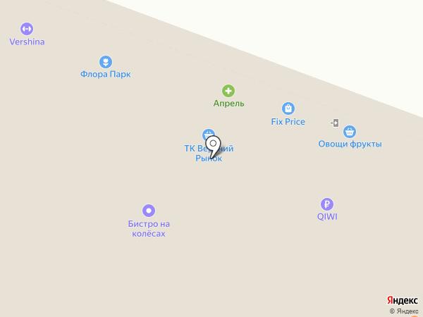 Малышня на карте Саратова