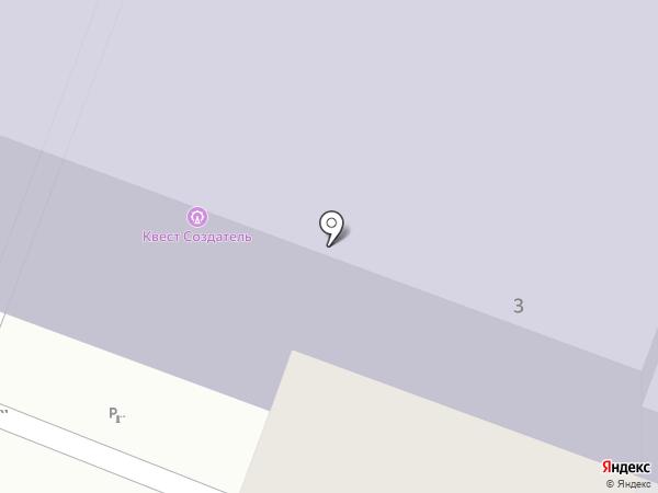 Yanberg на карте Саратова