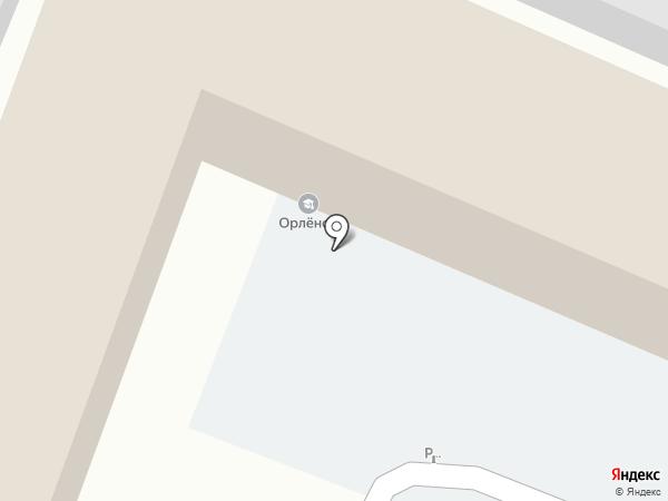 Специализированная юношеская автомобильная школа на карте Саратова