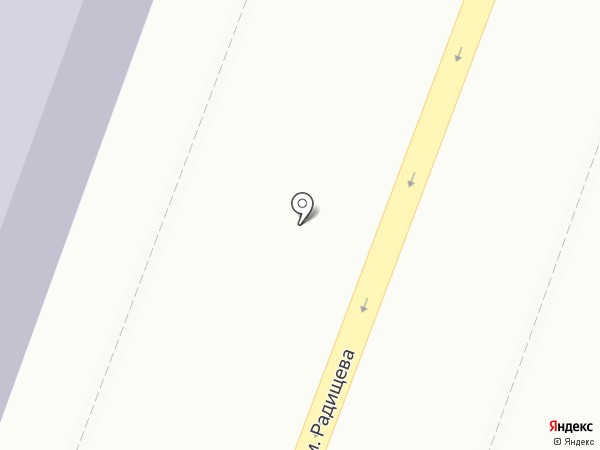 АгроПродукт на карте Саратова