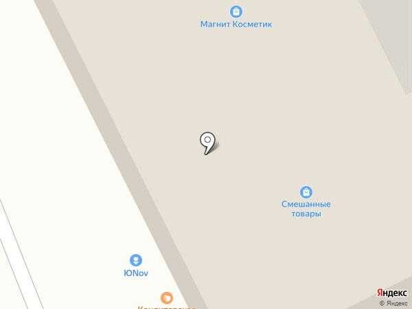 Магазин автозапчастей на карте Приволжского