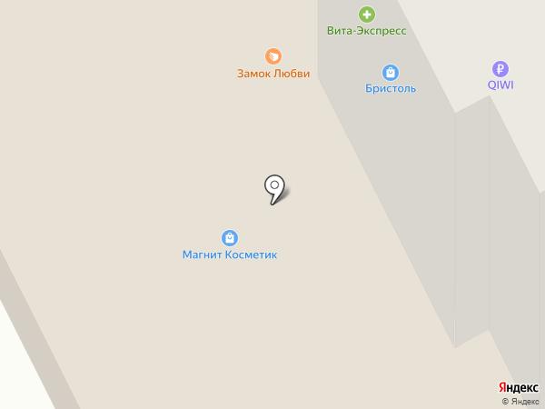 Золотая курочка гриль на карте Приволжского