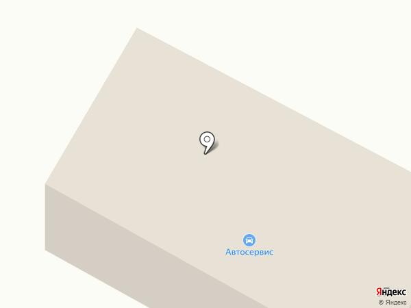 Автосервис на карте Приволжского