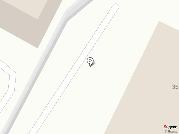 Автомойка на карте Приволжского