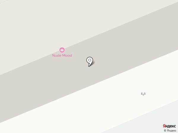 Петровская усадьба на карте Саратова