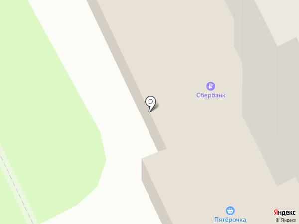 Кега на карте Приволжского