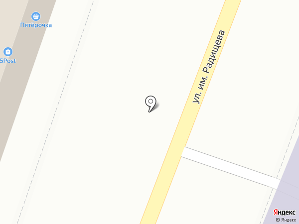 Эппл Сервис на карте Саратова