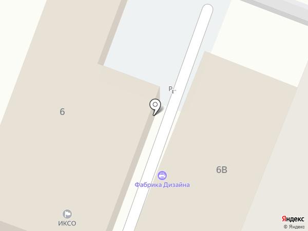 ИКСО на карте Саратова