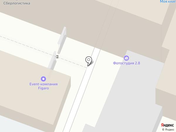 Pudra на карте Саратова