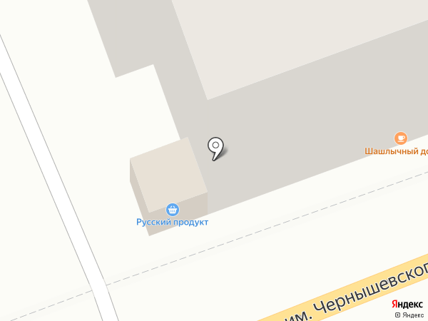 Русский продукт на карте Саратова