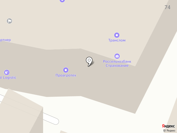 Банкомат, Балтийский Банк на карте Саратова