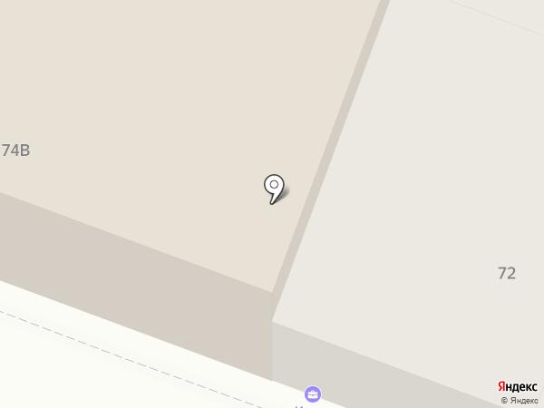 РТК на карте Саратова