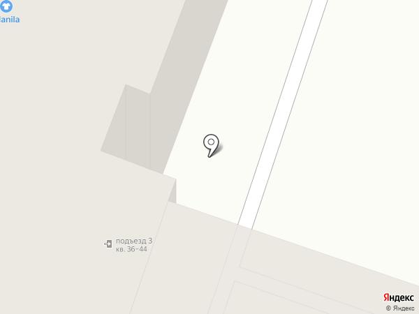 Manila на карте Саратова