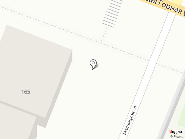Арт-букет на карте Саратова
