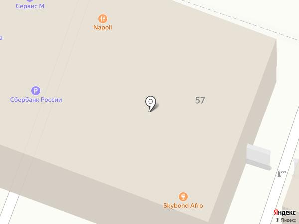 Site Form на карте Саратова