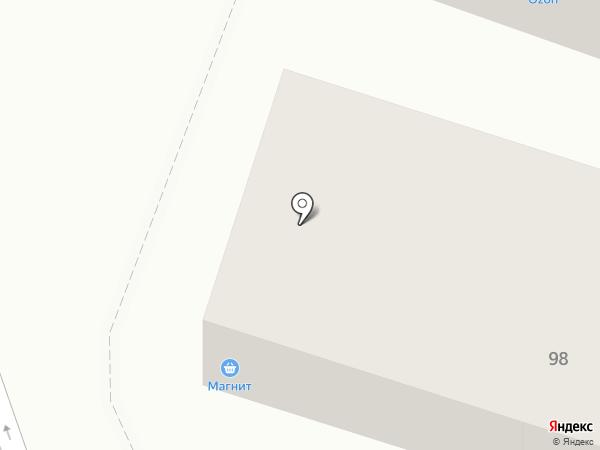 Гипермаркет ништяков на карте Саратова