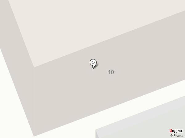 РОСТ Лизинг на карте Саратова