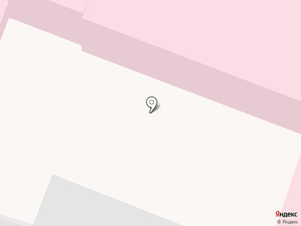 Областной госпиталь для ветеранов войн на карте Саратова